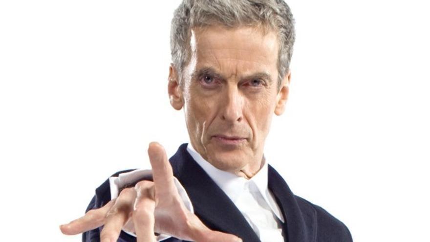 Peter Capaldi, el nuevo portagonista de 'Doctor Who'
