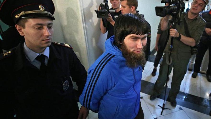 Piden cadena perpetua para el autor material del asesinato del opositor Nemtsov