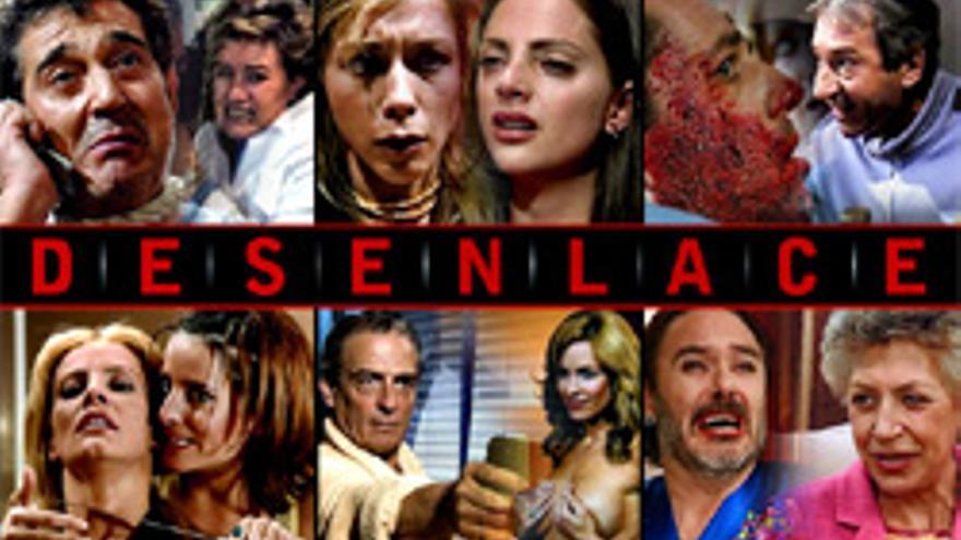 Vertele estrena 'Desenlace', serie de suspense con el reparto soñado en la historia de la TV