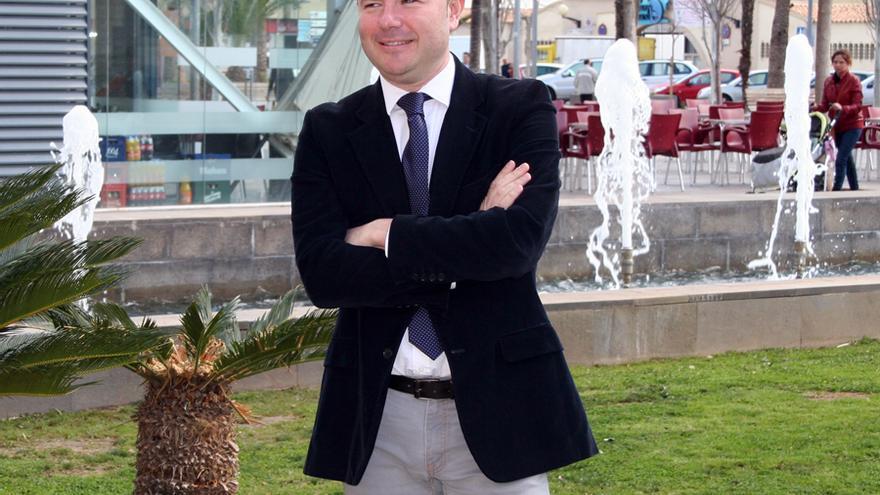Toni Gaspar, candidato a las primarias del PSPV