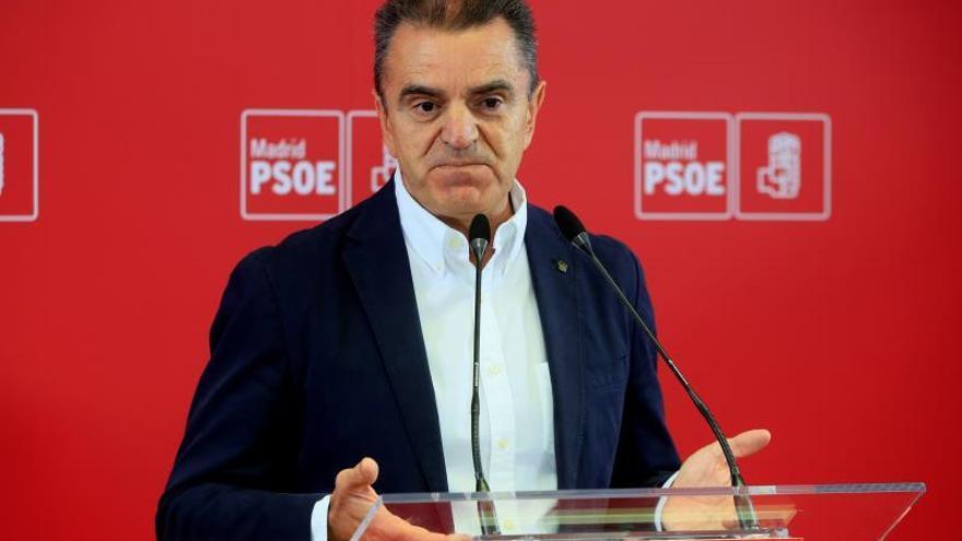 Franco admite que ha pedido a Posse que dimita y que ésta se niega
