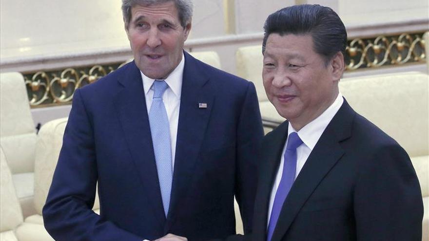 """Xi dice a Kerry que el Pacífico es """"suficientemente grande"""" para China y EEUU"""