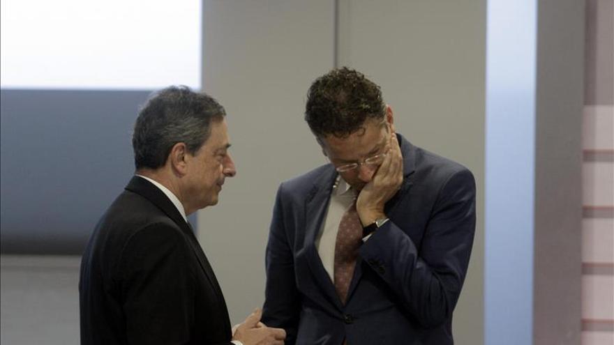 El Eurogrupo espera nuevas propuestas de Grecia de cara a su reunión de mañana