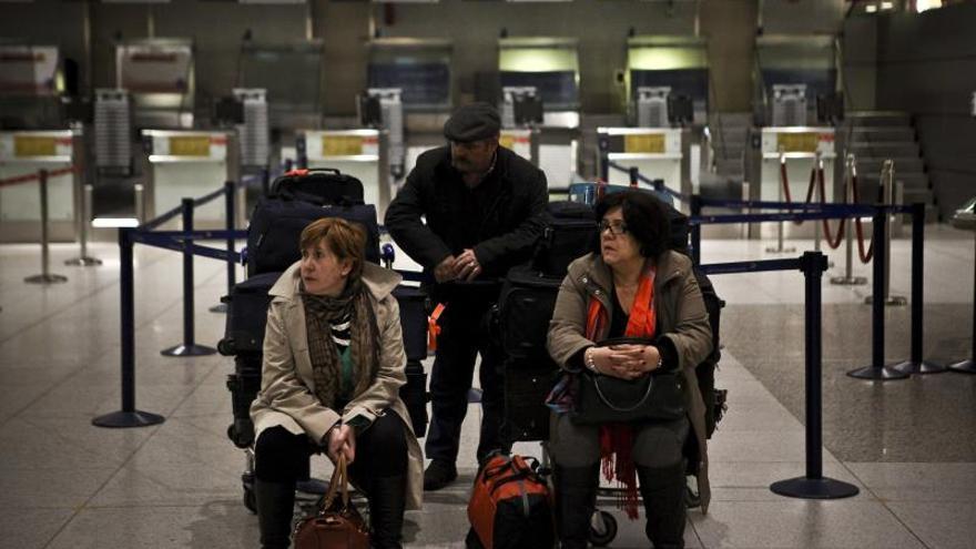 La huelga de controladores obliga a cancelar 18 vuelos en Lisboa