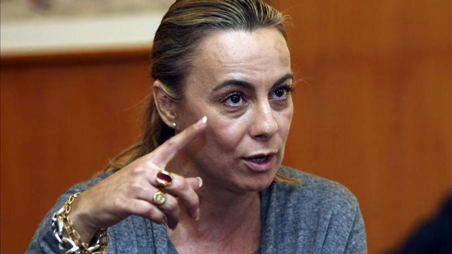"Sonia Castedo renuncia como diputada autonómica ""por motivos personales"""