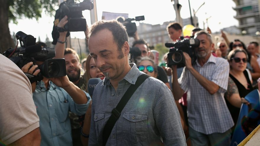 Arcuri formaliza denuncia al no entregarle Juana Rivas a los niños y afirma desconocer dónde están