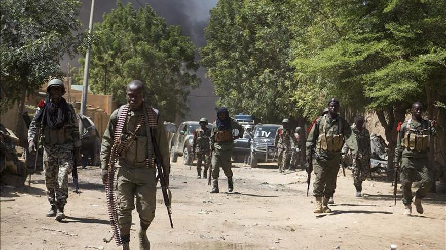 Cuatro muertos y dos heridos en dos atentados suicidas al norte de Mali