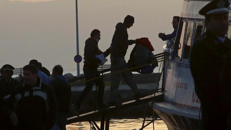 Una niña de 9 años fallece tras ser rescatada por Frontex en aguas griegas