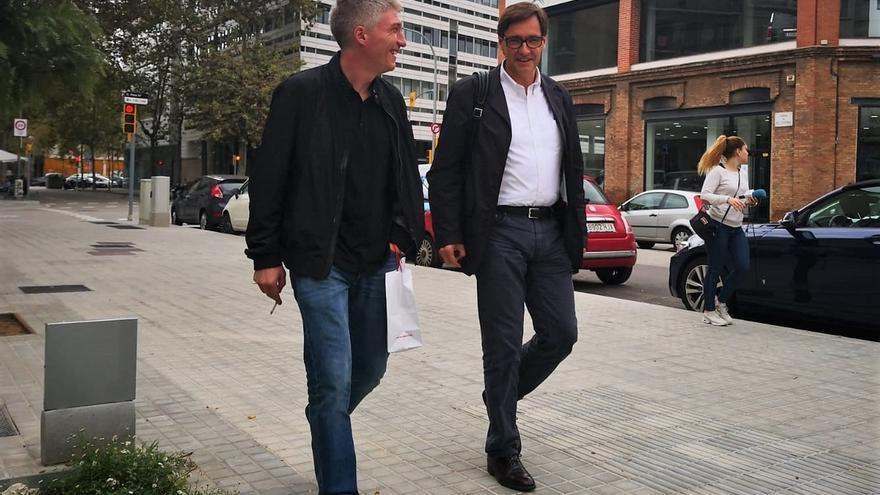 """Illa (PSC): """"No se entendería que los partidos catalanes no diesen apoyo"""" a los presupuestos"""