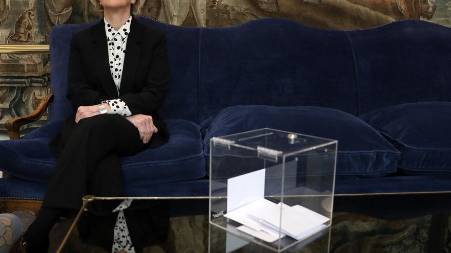 Soledad Becerril, la primera mujer que asumió un Ministerio en la democracia