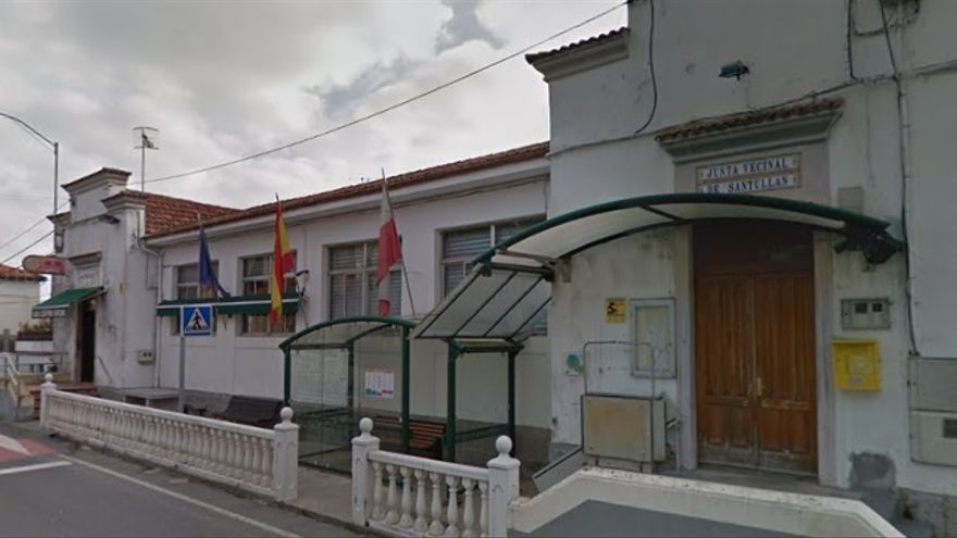 Junta Vecinal de Santullán.