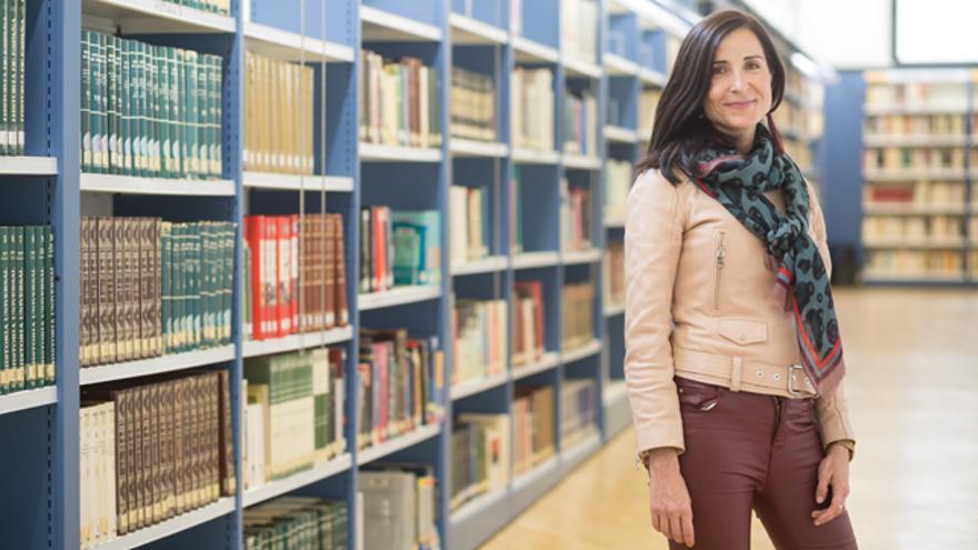 Alejandra Cortés, tercera mejor profesora universitaria en los premios Educa Abanca.