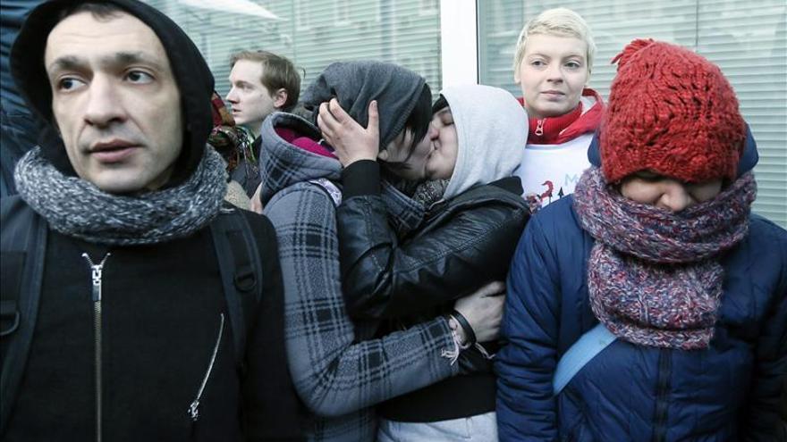 Aún es pronto para salir del armario en Rusia