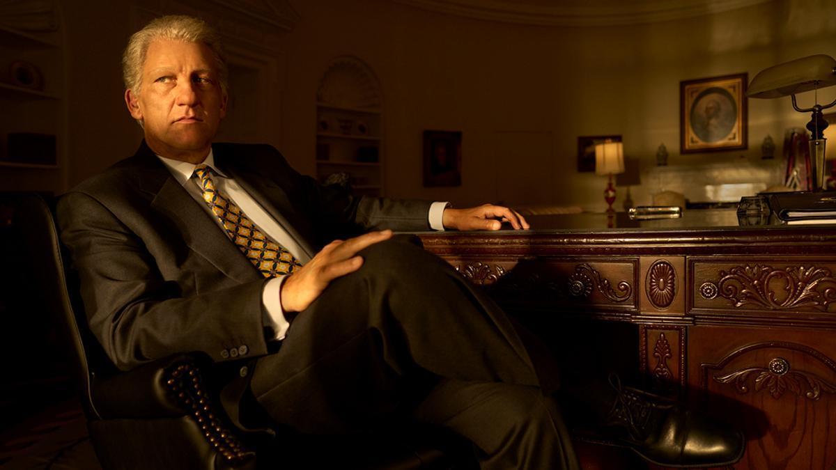Clive Owen como Bill Clinton en 'El Caso Lewinsky'