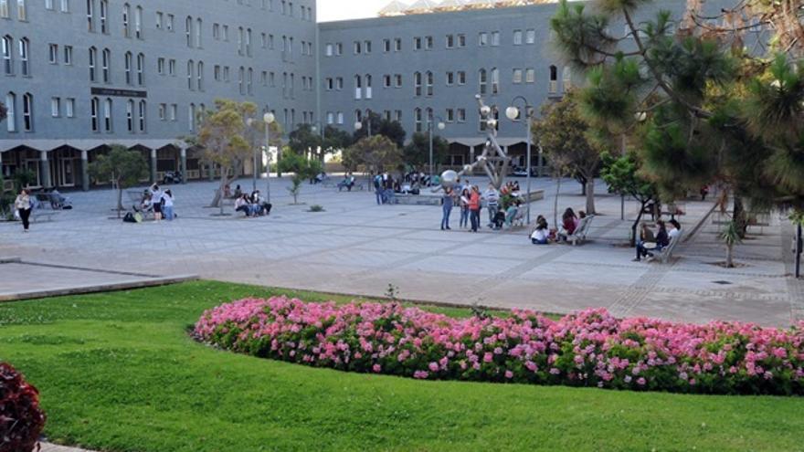 Campus de Guajara, en la Universidad de La Laguna