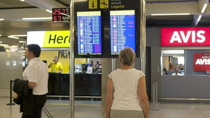 La huelga de controladores aéreos provoca hasta un 21 % de demoras en Europa
