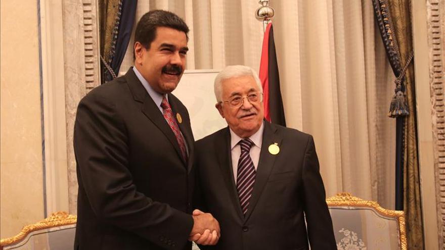 Abás insta a los suramericanos a imitar a la UE con los productos de colonias israelíes