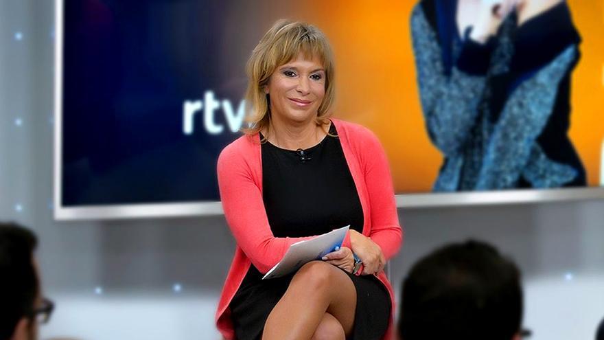 Toñi Prieto, directora de programas de entretenimiento de TVE