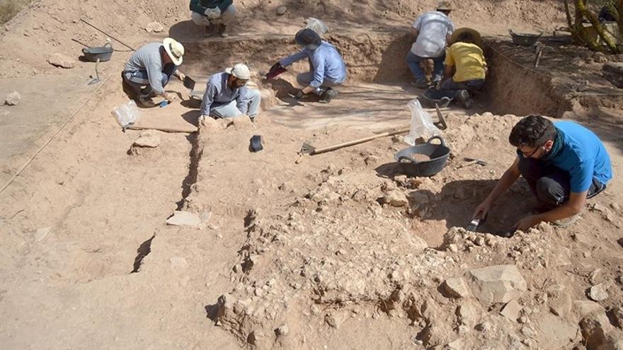 Yacimiento Piédrola en Alcázar