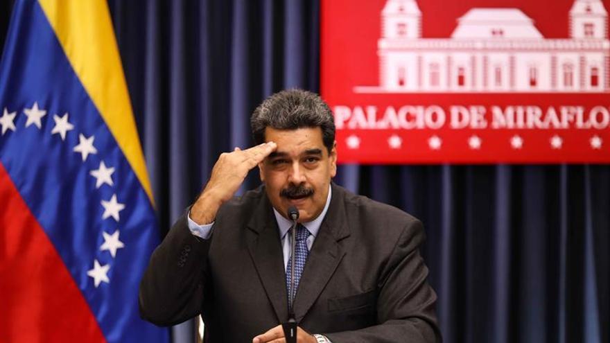 Maduro dice que miles de inmigrantes venezolanos regresan al país tras su llamado
