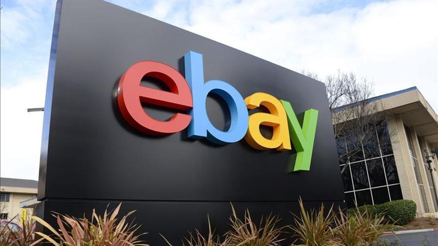 EBay revisa al alza las cifras de 2014 y anuncia beneficios de 46 millones de dólares