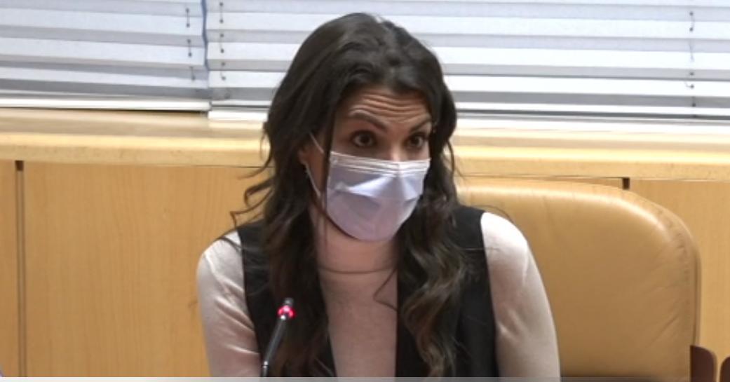 """La directora de una residencia donde murieron 44 personas, en la Asamblea de Madrid: """"He vivido una guerra sin medios y me siento juzgada como una asesina"""""""