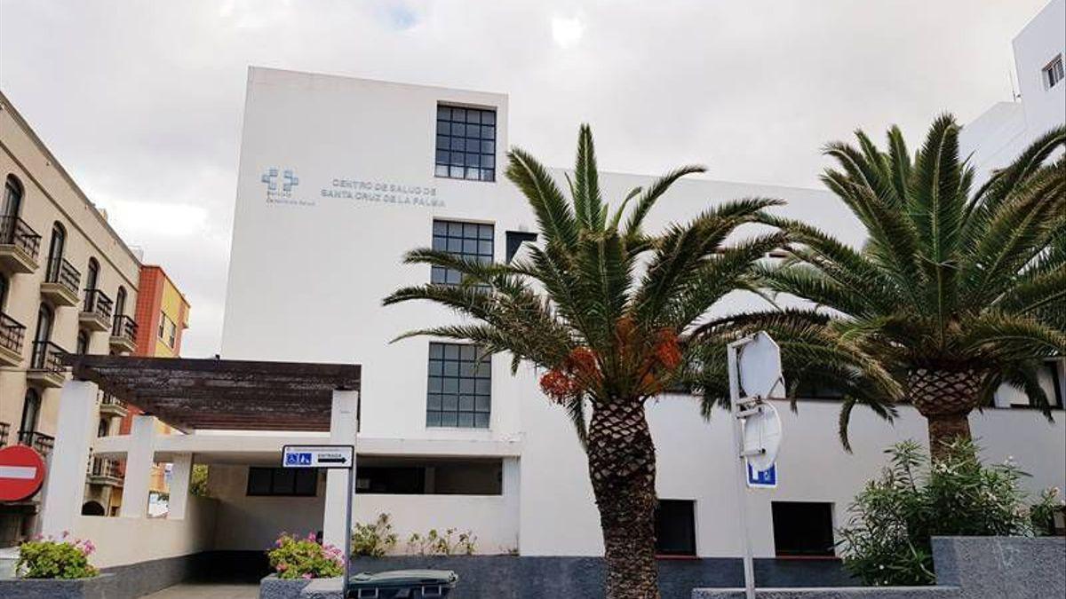 Centro de Salud de Santa Cruz de La Palma.