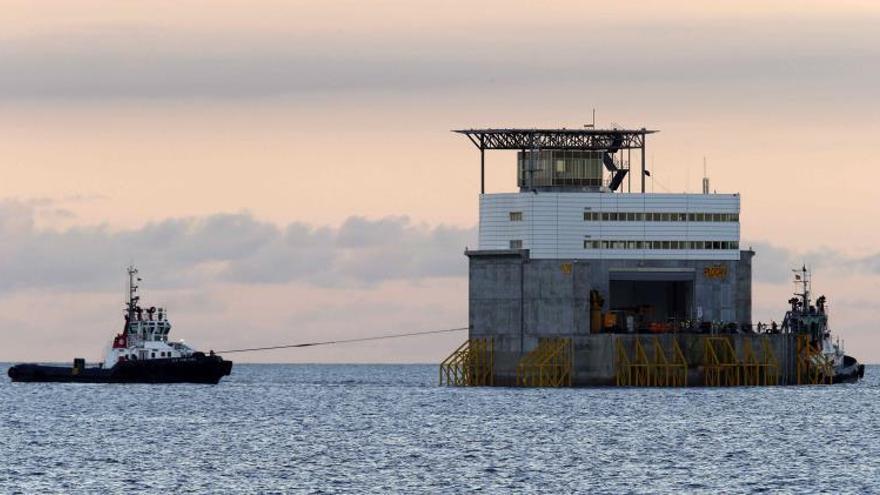 Plocan colaborará en trasladar al mar la tecnología del hidrógeno