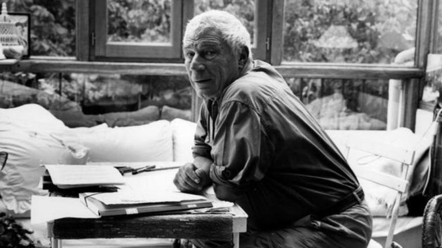 John Berger en Londres, 1962
