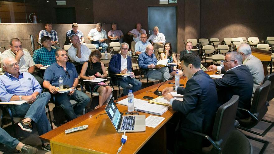 Asprocan ha realizado este martes su segunda asamblea del año.