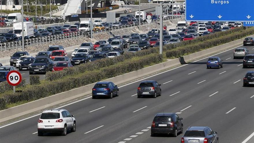 Cuatro muertos en las carreteras durante el fin de semana