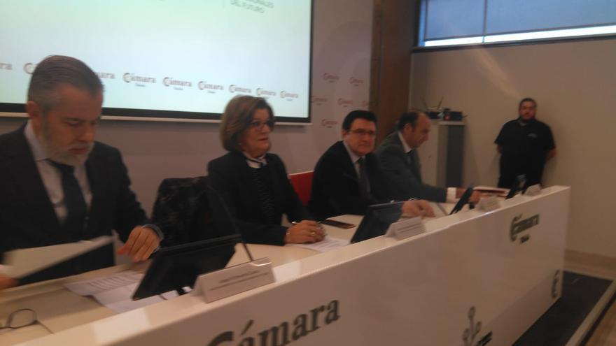 Presentación Campus Cámara Toledo / toledodiario.es