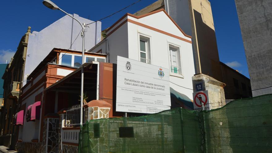 Rehabilitación del inmueble denominado Casa Lázaro