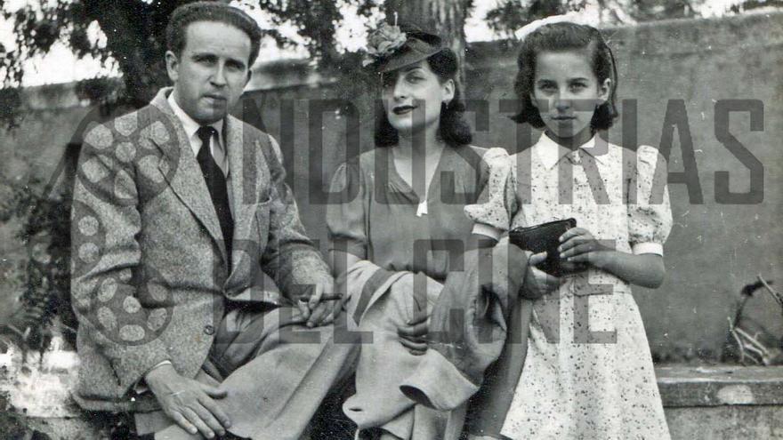 María Forteza en una fotografía familiar.