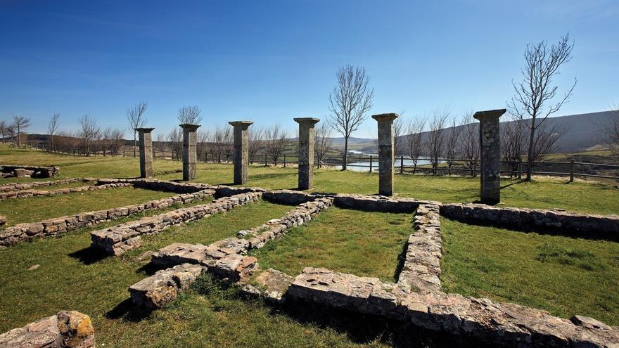 Cultura oferta una entrada compartida para acceder a Julióbriga y Camesa-Rebolledo