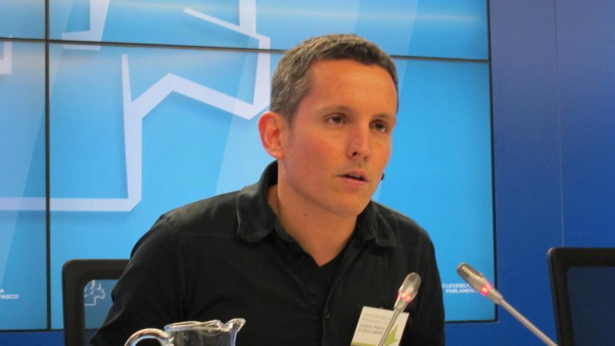 """Maeztu (EH Bildu): """"Yo no diría en estos momentos que hay nada cerrado con ERC para las europeas"""""""