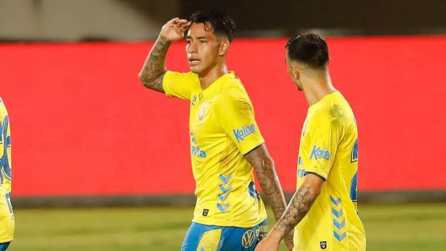 El 'Chino' Araujo, máximo goleador de Segunda