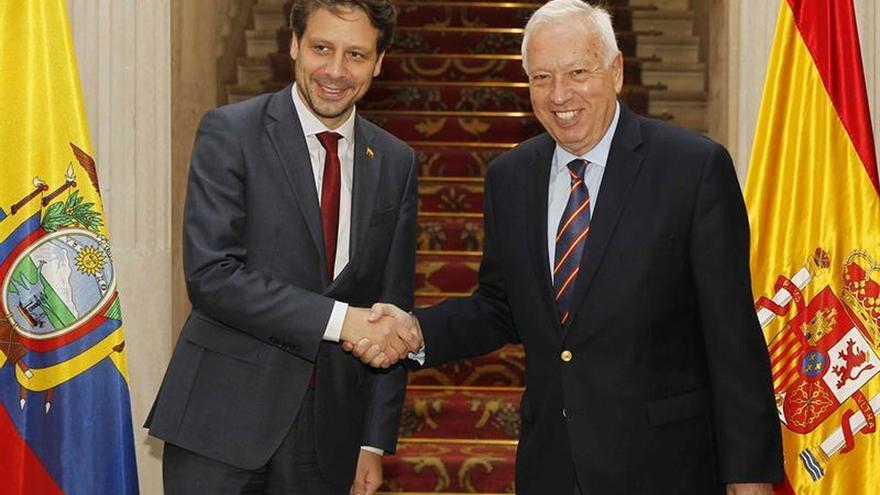 """García-Margallo: """"O el PP está en el Gobierno o vamos a terceras elecciones"""""""