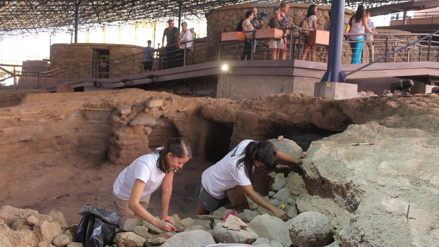 Cueva Pintada, en el municipio grancanario de Gáldar.