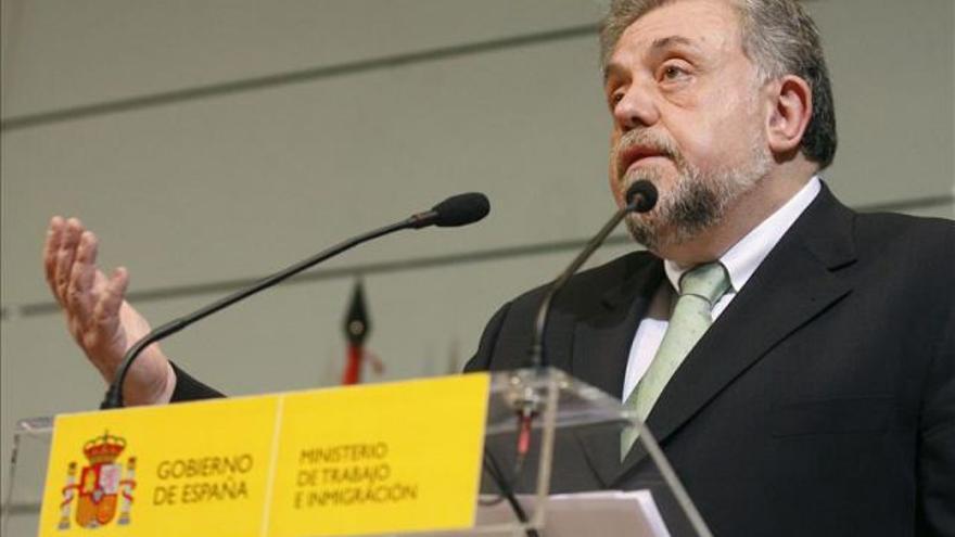 Octavio Granado, secretario de Estado de Seguridad Social, en una foto de archivo.