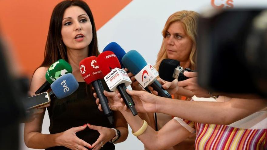 Roldán se presentará a las primarias para ser la candidata de Cs en Cataluña