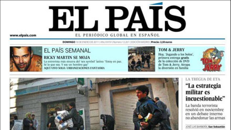 De las portadas del día (16/01/2011) #6