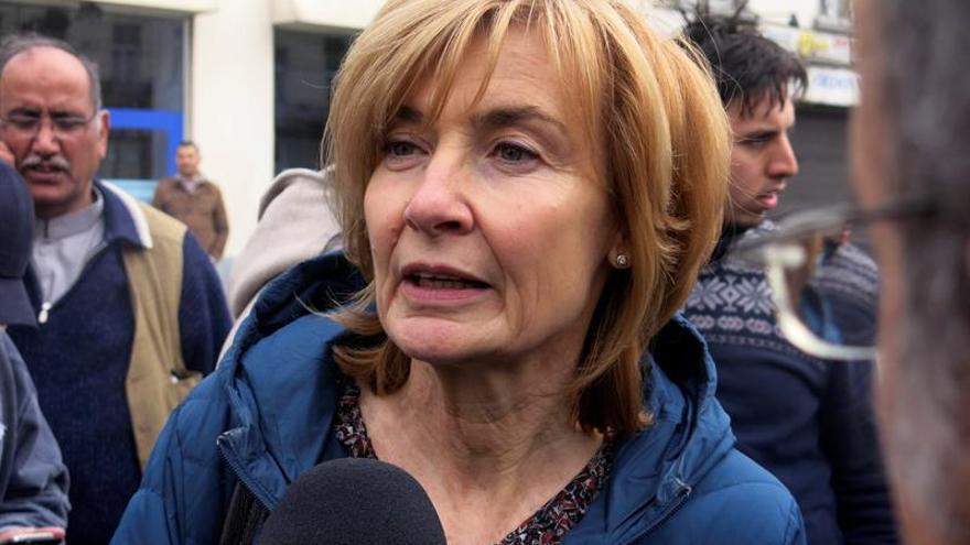 La alcaldesa de Molenbeek prohíbe un evento de extrema derecha