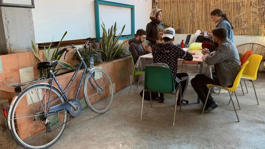 La bicicleta, motor de cambio en Marrakech