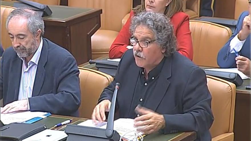 Joan Tardà i Coma, diputado de ERC