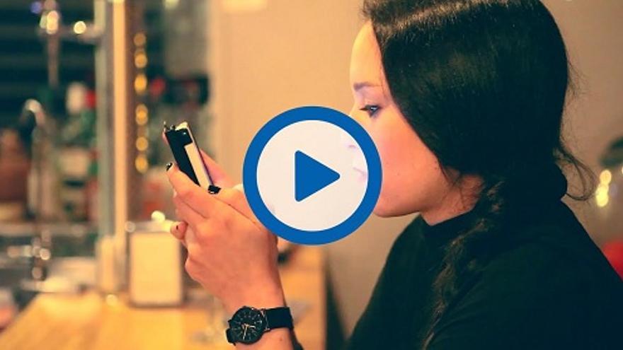 Instante del vídeo producido por eldiario.es: 'Están ahí, aunque a veces no queramos verlo'