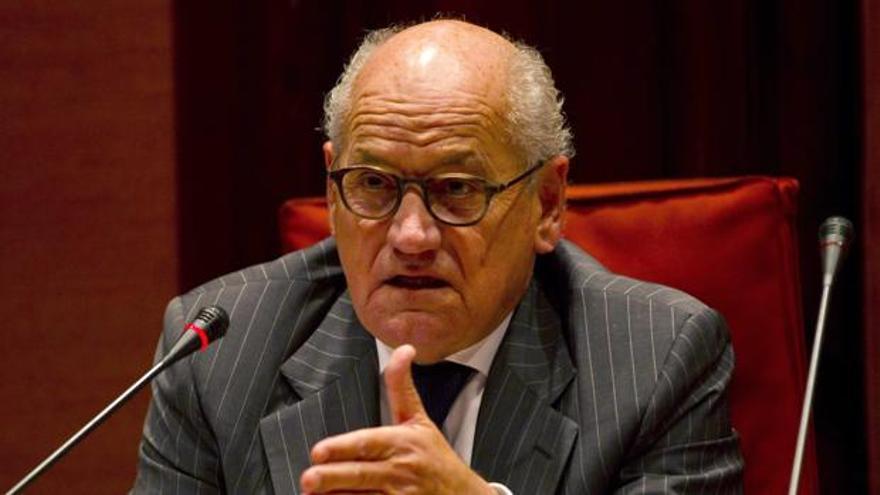 El vicepresidente del FC Barcelona Carles Vilarrubí dimite - EFE