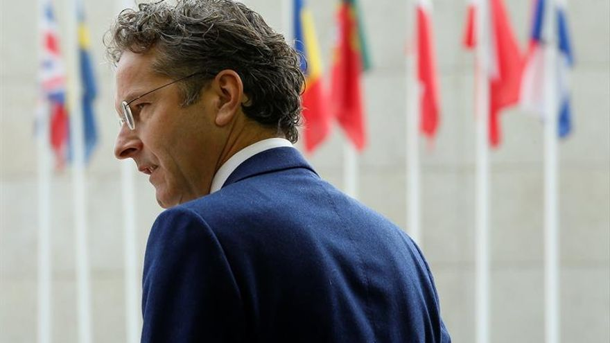 El Eurogrupo aborda el futuro de la eurozona y el relevo de Dijsselbloem