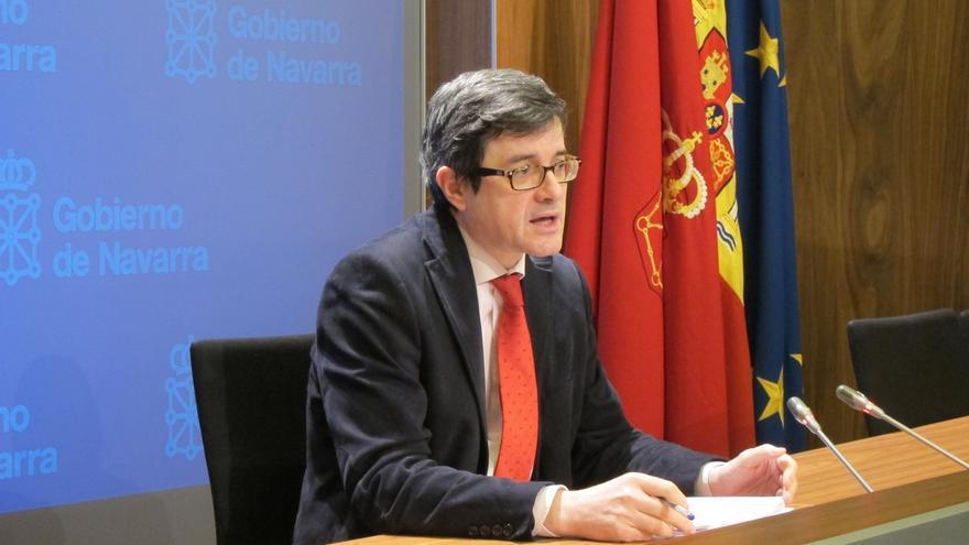 Iribas constata el incremento de la población vascoparlante en Navarra y defiende la zonificación