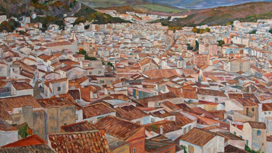 Ubrique, por Antonio Agüera.